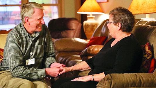 Home-based Care - HopeWest Hospice