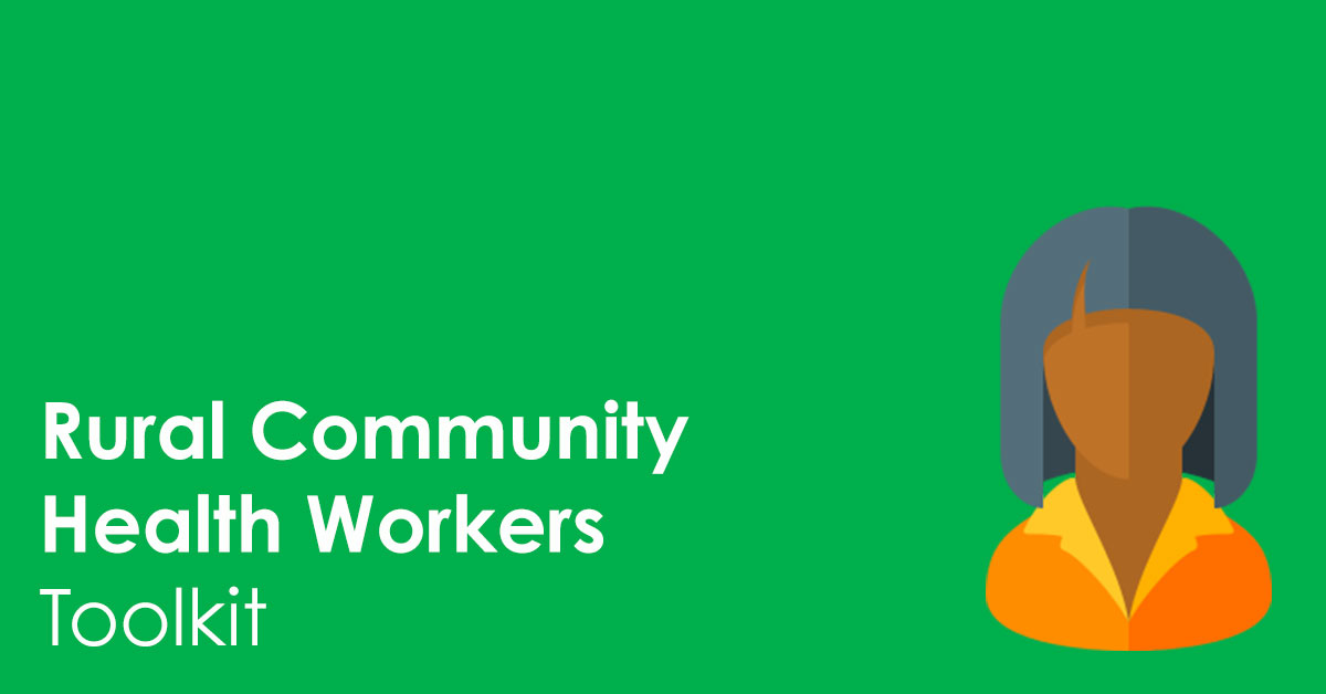 Community Health Workers Toolkit