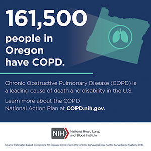 COPD Inpatient Navigator Program NHLBI Oregon sharecard
