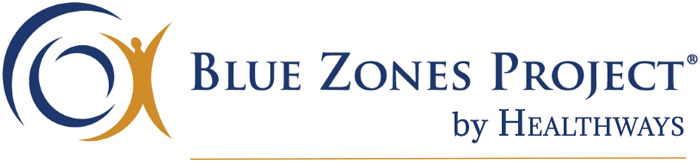 Blue Zones Project Logo