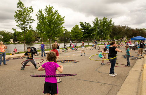 Blue Zones Open Streets