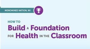 How to Build a Foundation for Health in the Classroom