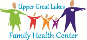 Upper Great Lakes Family Health Center logo