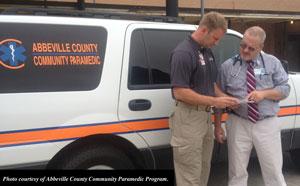 Abbeville County Community Paramedic Program
