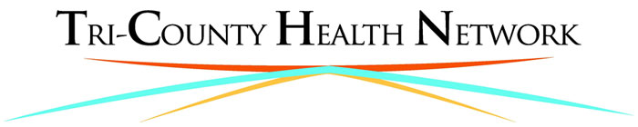 Tri-County Health Network logo