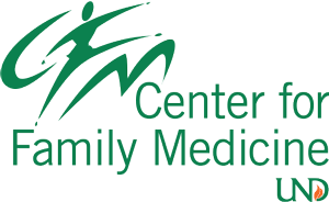 UND Center for Family Medicine logo