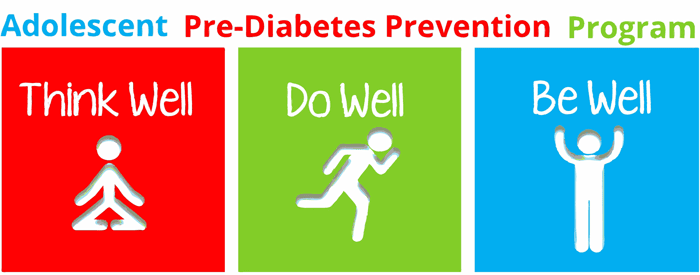 Logo - Adolescent Pre-Diabetes Prevention Program