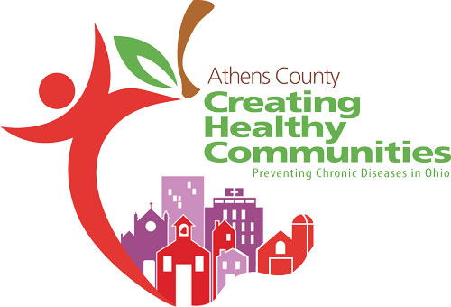 Athens County Creating Healthy Communities logo