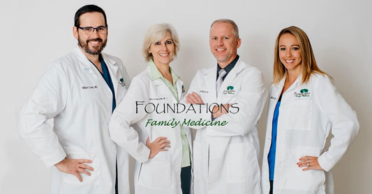 Foundations Family Medicine Staff