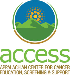 Appalachian Center for Cancer Education, Screening, and Support logo
