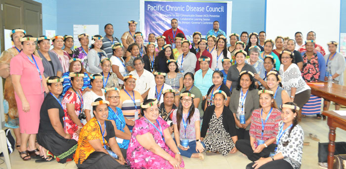 USAPI Pacific Care Model creation team