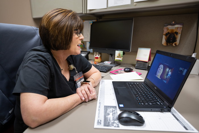 Telehealth in Use - UMMC Center for Telehealth
