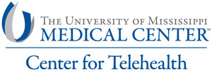UMMC Center for Telehealth Logo