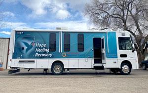 San Luis Valley mobile health unit