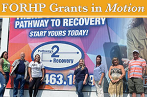 Pathways to Recovery team