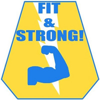 Fit & Strong Logo
