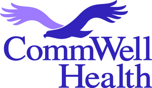 CommWell Health logo - NC-REACH