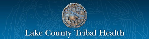 Lake County Tribal Health logo