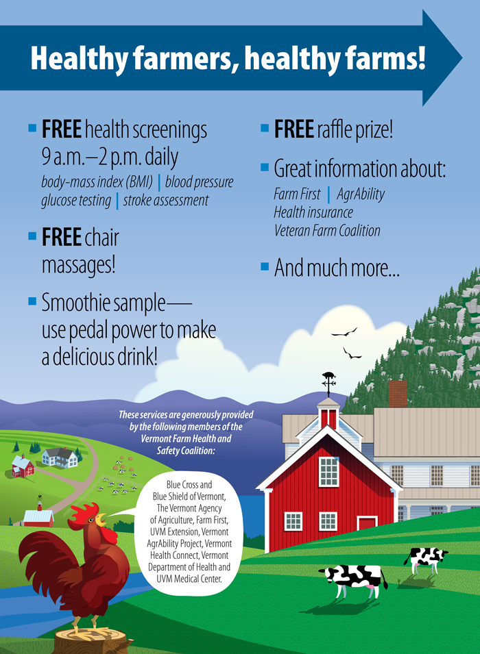 Rural Project Summary: Vermont Farm Health & Safety