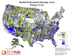 Health Professional Shortage Areas: Primary Care