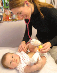 Pediatric Care Staff