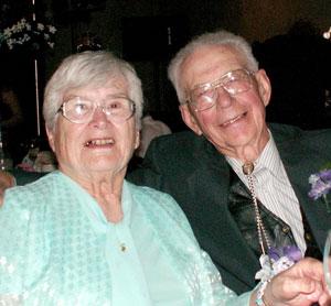 Phyllis Consoer and Warren Consoer