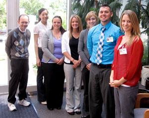 2012 Summer Rural Interdisciplinary Health Professions Preceptorships