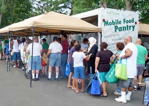 FBST Mobile Food Pantry