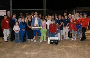 Dixie Walks Participants