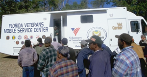 Florida Veterans Mobile Service Center'