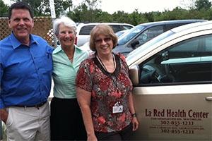 La Red Health Center behavioral health care team