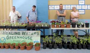 Anaconda Garden Club Plant Sale