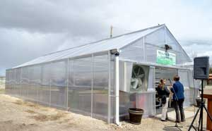 Healing Waters Greenhouse