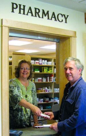 Ammonoosuc Community Health Services pharmacy