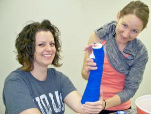 University of North Dakota Physician Assistant students