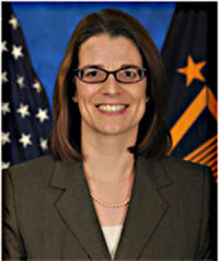 Gina Capra, Director of the Veterans Health Administration's Office of Rural Health