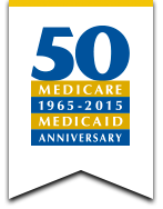Medicare and Medicaid 50th Anniversary