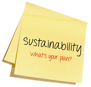 Note reading - Sustainability: What's Your Plan?