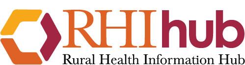 Rural Health Information Hub logo