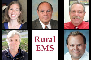 Rural EMS leaders group