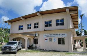 Shinobu M. Poll Memorial Center