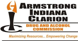 Armstrong-Indiana-Clarion Drug and Alcohol Commission logo