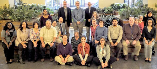 Minnesota ORHPC Staff, 2016