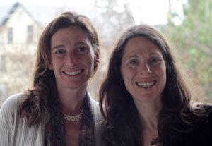 Simone Rueschemeyer, Vermont Care Network, and Julie Tessler, Vermont Council