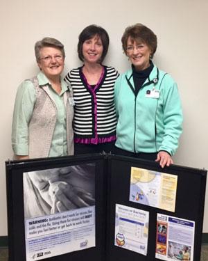 Bonner General Health's Antibiotic Stewardship leadership team