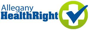 Allegany HealthRight logo