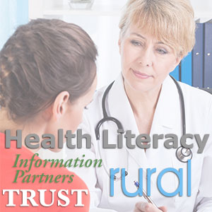 health literacy image of provider and patient