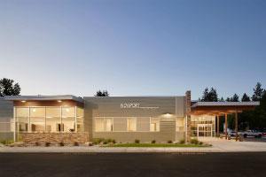 CAHN clinic, Newport, WA