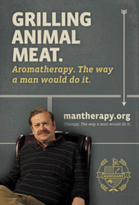 Man Therapy advertisement