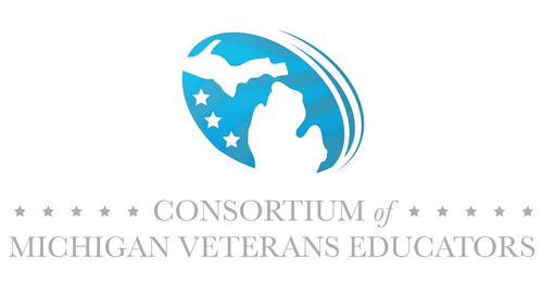 Consortium of Michigan Veterans Educators logo